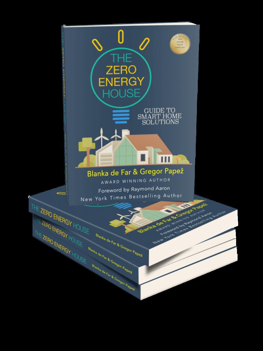 The zero energy house, Blanka de Far